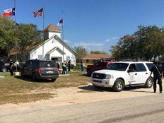 נמנע אסון גדול יותר בכנסייה (צילום: sky news)