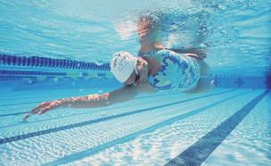לימודי שחייה (צילום: יחסי ציבור)