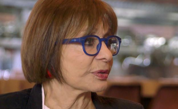 """רבקה מיכאלי בראיון ל""""אנשים"""" (צילום: מתוך אנשים, שידורי קשת)"""