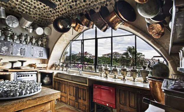 בית אילנה גור (צילום: שוקי קוק)