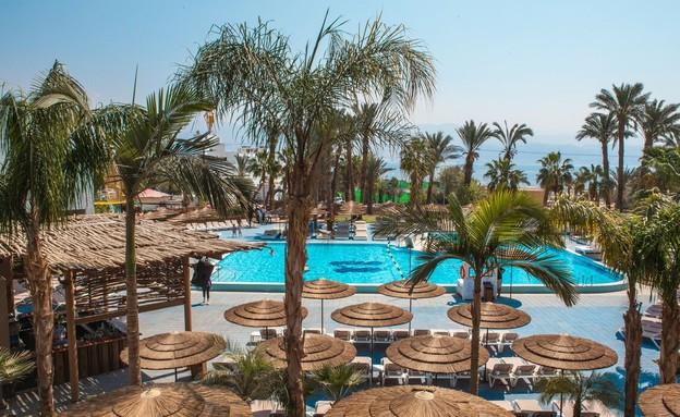 מלון יו קורל ביץ (צילום: יחסי ציבור)