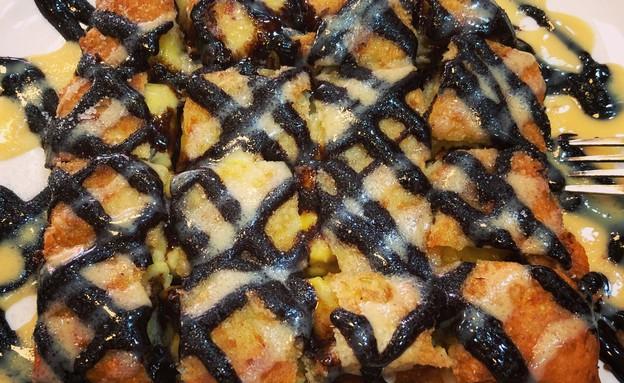 בננה לוטי רונג'אן (צילום: ריטה גולדשטיין, אוכל טוב)