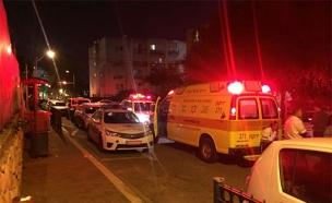 גבר כבן 50 נורה למוות באבו גוש