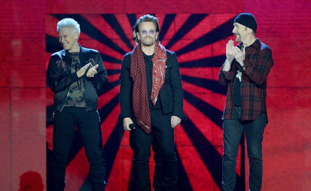 U2 (צילום: getty images)