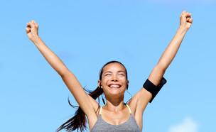 מאושרת (צילום: Shutterstock/Maridav)