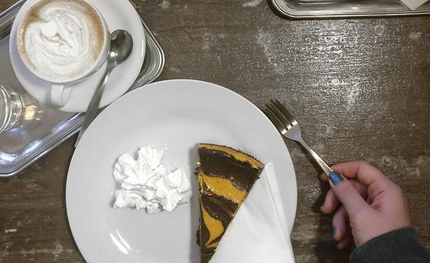 """""""קפה כביסה"""" (צילום: הילה בן חנוך-לוי)"""