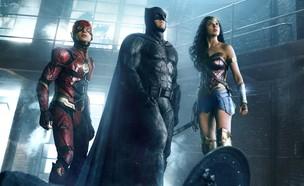 וונדר וומן, הפלאש ובאטמן מוכנים לקרב (צילום: באדיבות גלובוס מקס)