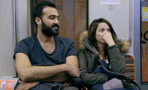 """רלי ואלעד מדברים על תחושותיהם בירח הדבש (צילום: מתוך """"חתונה ממבט ראשון"""", שידורי קשת)"""