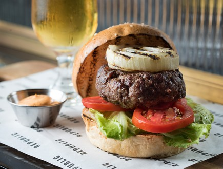 המבורגר, ריפאבליק