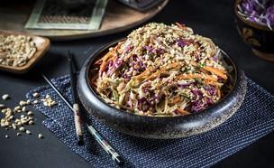 סלט ירקות שורש אינדונזי (צילום: אפיק גבאי, אוכל טוב)