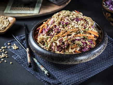סלט ירקות שורש אינדונזי