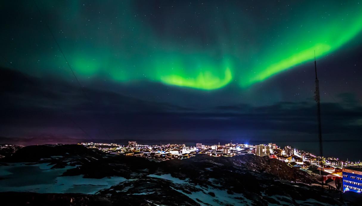 לטייל בגרינלנד