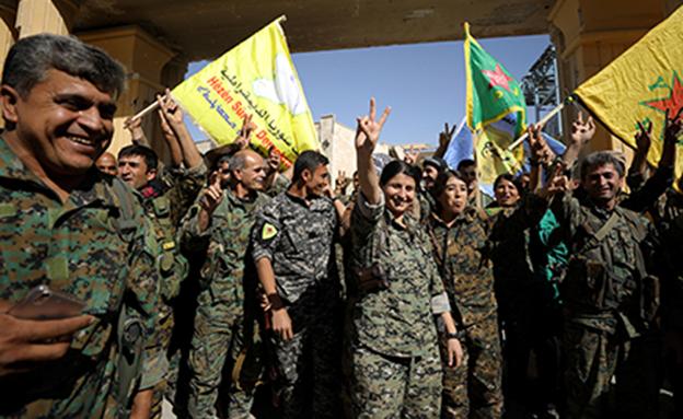 """""""הקואליציה נגד דאע""""ש סיימה את תפקידה"""" (צילום: רויטרס)"""