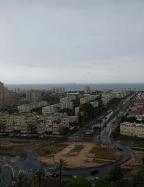הגשם בדרך, התחזית (צילום: חדשות 2)