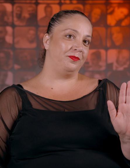 """הכירו את ליאת בנאי (צילום: מתוך """"הכוכב הבא לאירוויזיון 2019"""", קשת 12)"""