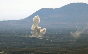 """צה""""ל ביצע ירי אזהרה לעמדה סורית"""