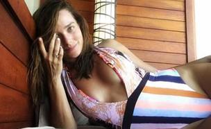 דנה פרידר בירח דבש (צילום: instagram)