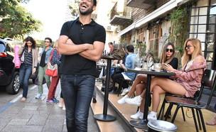 עמרי בן נתן (צילום: צ'ינו פפראצי)