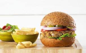המבורגר (צילום: נועם פריסמן, מאסטר שף)