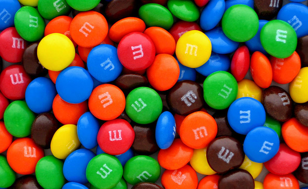 m&m (צילום: יחסי ציבור)