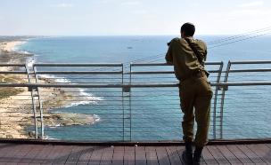 חייל בודד (צילום: shutterstock By Mario Troiani)