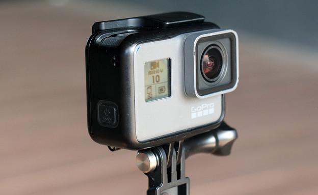 מצלמת Hero 6 של GoPro