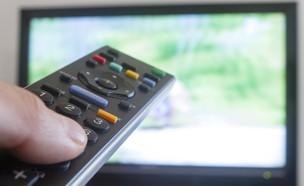 שלט טלוויזיה (צילום: MeskPhotography, ShutterStock)