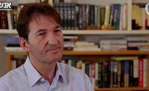"""בועז ביסמוט בראיון ל""""אנשים""""  (צילום: מתוך אנשים, שידורי קשת)"""