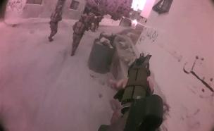 """תיעוד ממעצר המחבלים (צילום: דובר צה""""ל)"""