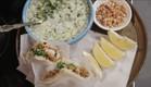 """דג ותבשיל פריקי בפיתה (צילום: מתוך """"מאסטר שף"""" עונה 7, קשת)"""