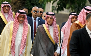 הישיבה המיוחדת של הליגה הערבית (צילום: רויטרס)