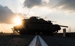 """צפו בתרגיל האחרון של חטיבה 7 בגולן (צילום: דובר צה""""ל)"""