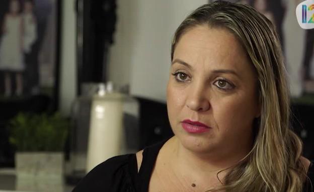"""ליאת בנאי בראיון ל""""אנשים"""" (צילום: מתוך """"אנשים"""", קשת 12)"""