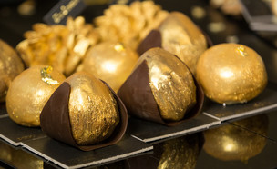 דודו אוטמזגין סופגניות זהב (צילום: איתן וכסמן, יחסי ציבור)