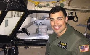 לוטננט סטיבן קומבס (צילום: הצי האמריקני)