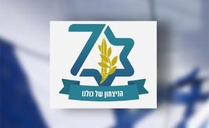 """תחרות לבחירת הסמל לחגיגות ה-70 לצה""""ל (צילום: חדשות 2)"""