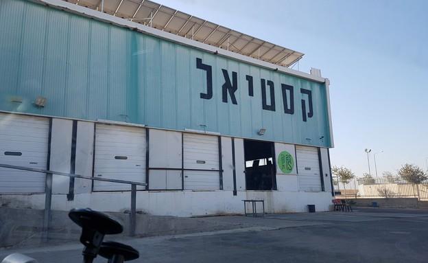המפעל בקריית גת (צילום:  שמעון איפרגן)