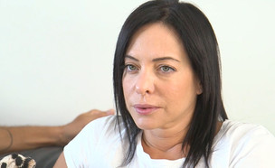 מיכל אמדורסקי בראיון ל״אנשים״ (צילום: מתוך אנשים, שידורי קשת)