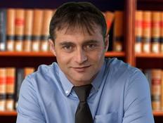 עורך דין גלעד סער (צילום: אורן קאן)