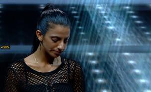 """קארין מרי סולימאן – """"מזל מאזניים"""" (צילום: מתוך """"הכוכב הבא לאירוויזיון 2019"""", קשת)"""