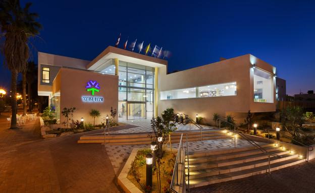 מלון אירוס המדבר ירוחם (צילום: אסף פינצ'וק)