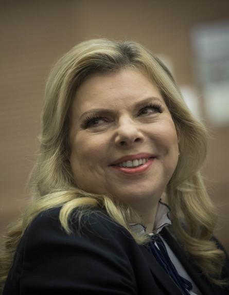 שרה נתניהו (צילום: יונתן סינדל, פלאש 90)