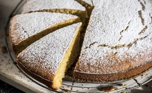 עוגת תפוזים ושמן זית קלאסית (צילום: בבושקה הפקות, אוכל טוב)