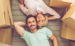 זוג דירה (צילום: kateafter | Shutterstock.com )