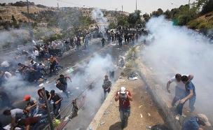 מהומות במזרח ירושלים, ארכיון