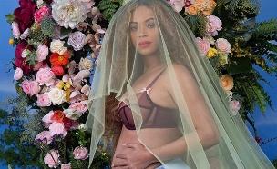 ביונסה מדגמנת היריון (צילום: חשבון האינסטגרם של ביונסה)