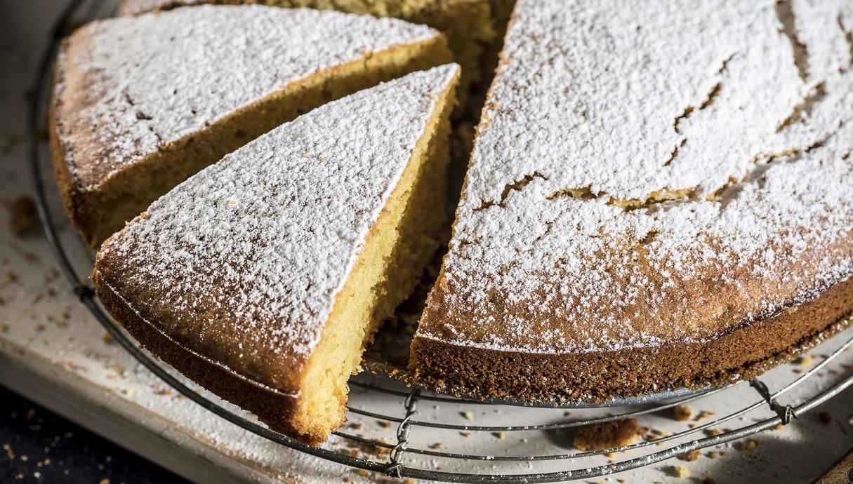 עוגת תפוזים ושמן זית קלאסית
