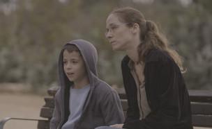 """שתי משפחות, לב אחד (צילום: מתוך """"עובדה"""", שידורי קשת)"""