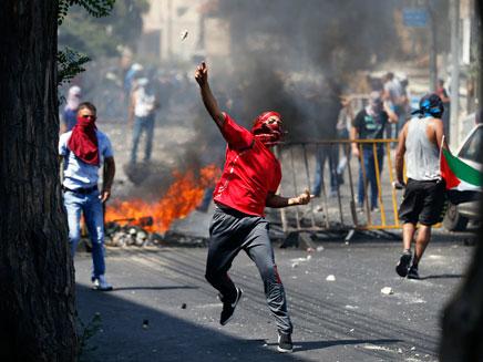 חמאס קורא לאינתיפאדה, כוננות בי-ם