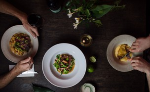 ג'וז ולוז - פותחים שולחן (צילום: ריטה מאי, יחסי ציבור)